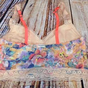 Gilly Hicks Intimates & Sleepwear - GILLy Hicks Sydney Bra Top Floral Lace XS